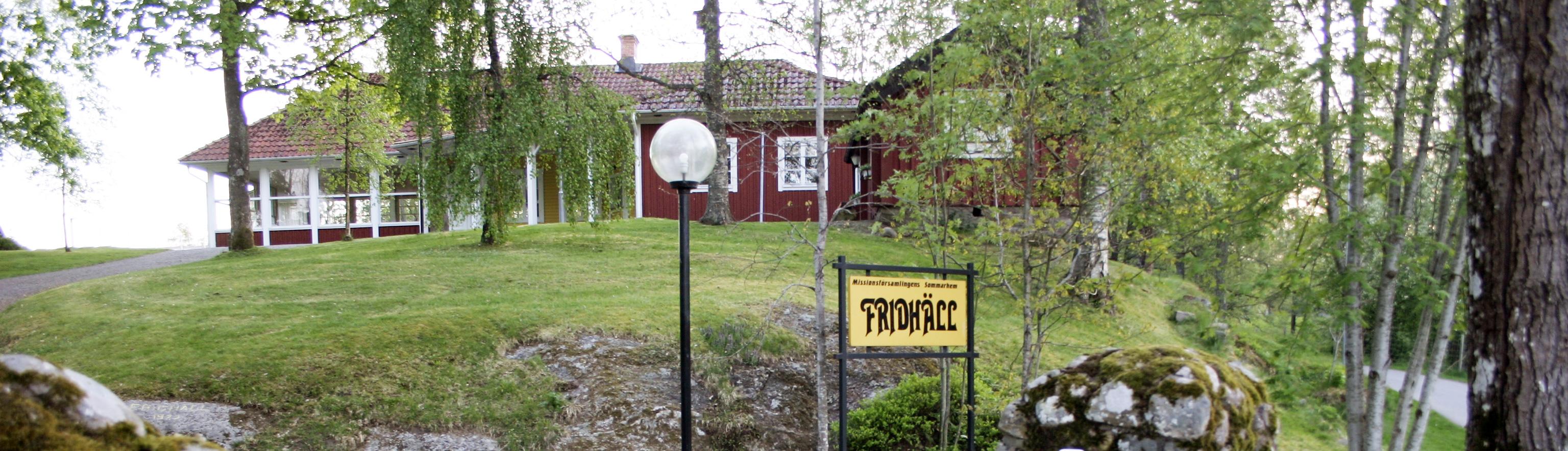 Fridhäll