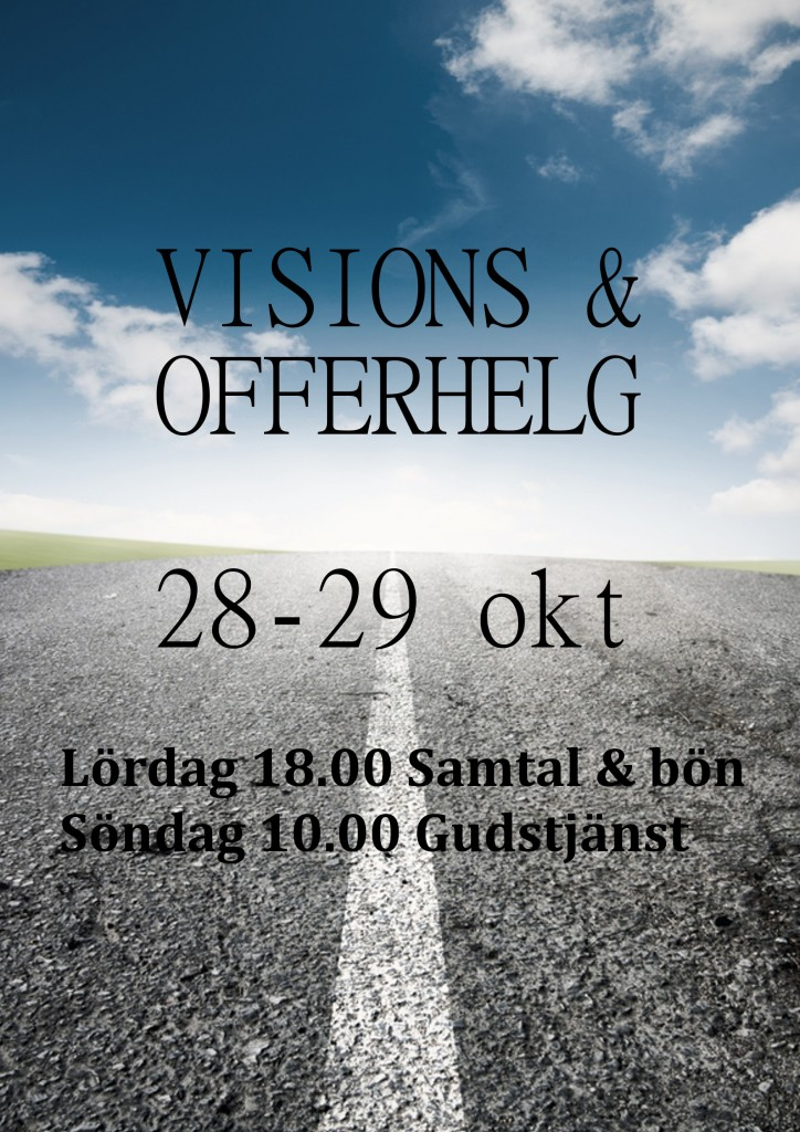 visionshelg